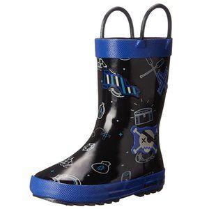 Kamik Unisex Child Shipwreck Rain Boot